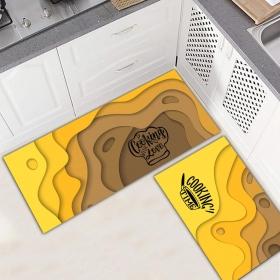 Ejoya Modern Tasarımlı Mutfaklara Özel Paspas 94051