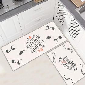 Ejoya Modern Tasarımlı Mutfaklara Özel Paspas 94053