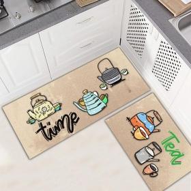 Ejoya Modern Tasarımlı Mutfaklara Özel Paspas 94055