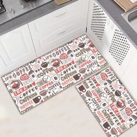 Ejoya Modern Tasarımlı Mutfaklara Özel Paspas 94056