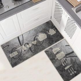 Ejoya Modern Tasarımlı Mutfaklara Özel Paspas 94057