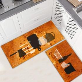 Ejoya Modern Tasarımlı Mutfaklara Özel Paspas 94063