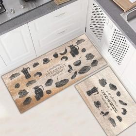 Ejoya Modern Tasarımlı Mutfaklara Özel Paspas 94070