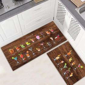 Ejoya Modern Tasarımlı Mutfaklara Özel Paspas 94073