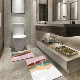 Ejoya Modern Tasarımlı Banyolara Özel Paspas 94078