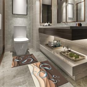 Ejoya Modern Tasarımlı Banyolara Özel Paspas 94085