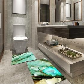 Ejoya Modern Tasarımlı Banyolara Özel Paspas 94095