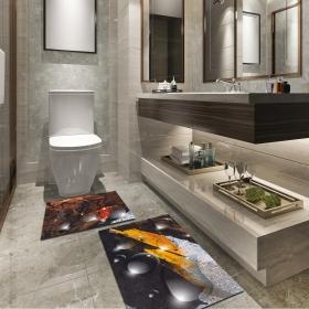 Ejoya Modern Tasarımlı Banyolara Özel Paspas 94096