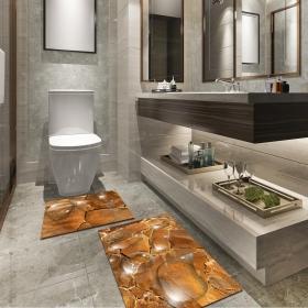 Ejoya Modern Tasarımlı Banyolara Özel Paspas 94097