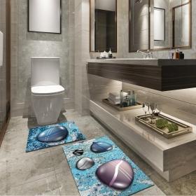 Ejoya Modern Tasarımlı Banyolara Özel Paspas 94100