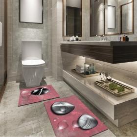 Ejoya Modern Tasarımlı Banyolara Özel Paspas 94101