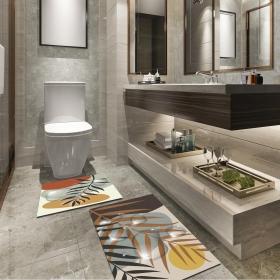 Ejoya Modern Tasarımlı Banyolara Özel Paspas 94102