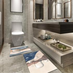 Ejoya Modern Tasarımlı Banyolara Özel Paspas 94104