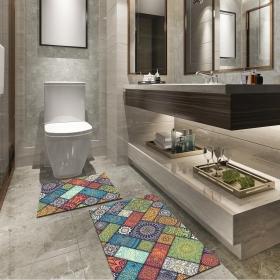 Ejoya Modern Tasarımlı Banyolara Özel Paspas 94110