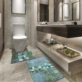 Ejoya Modern Tasarımlı Banyolara Özel Paspas 94115
