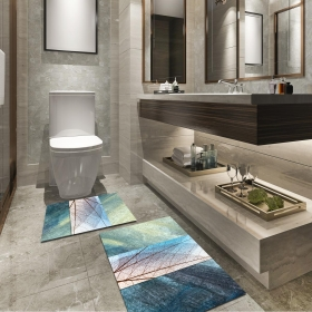 Ejoya Modern Tasarımlı Banyolara Özel Paspas 94116