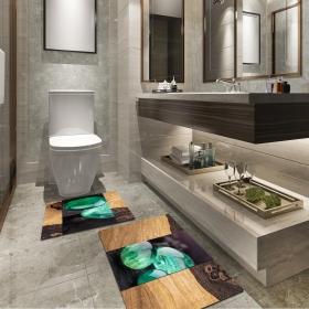 Ejoya Modern Tasarımlı Banyolara Özel Paspas 94120