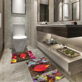 Ejoya Modern Tasarımlı Banyolara Özel Paspas 94122