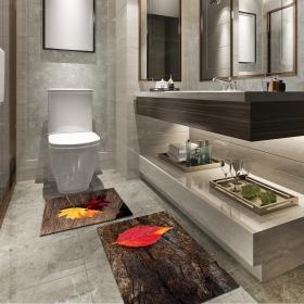 Ejoya Modern Tasarımlı Banyolara Özel Paspas 94123