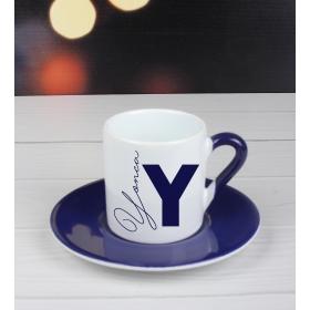 eJOYA Kişiye Özel Tasarım Türk Kahvesi Fincanı 98136