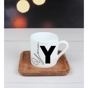 eJOYA Kişiye Özel Tasarım Türk Kahvesi Fincanı 98140