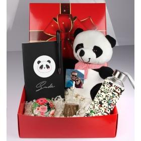 eJOYA Kişiye Özel Şirin Panda Hediye Paketi 98173