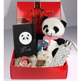 eJOYA Kişiye Özel Şirin Panda Hediye Paketi 98174