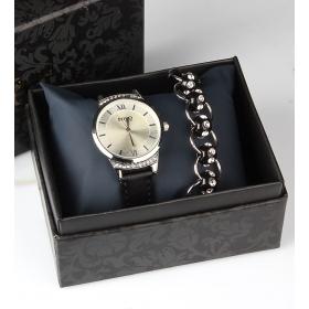 eJOYA Bayan Saat ve Bileklik Seti 79697