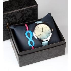 eJOYA Bayan Saat ve Bileklik Seti 79700
