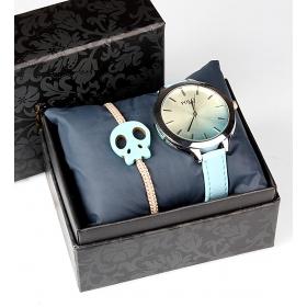 eJOYA Bayan Saat ve Bileklik Seti 79701