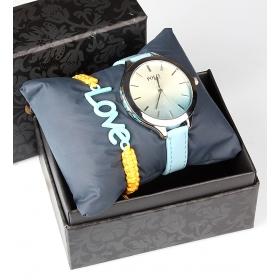 eJOYA Bayan Saat ve Bileklik Seti 79702