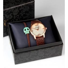 eJOYA Bayan Saat ve Bileklik Seti 79708