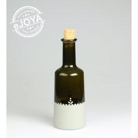 eJOYA Gifts  Dekoratif Şişe Soft Beyaz