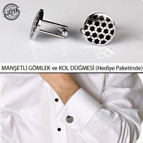 eJOYA Gömlek ve Kol Düğmesi GK01