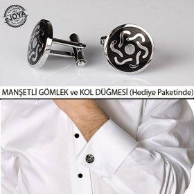 eJOYA Gömlek ve Kol Düğmesi GK04
