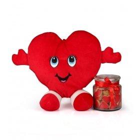 eJOYA Seni Çok Seviyorum Kalp Kurabiye Seti