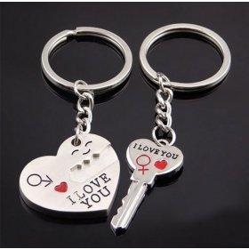 eJOYA Sevgililere Özel Anahtarlık Seti