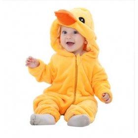 eJOYA Şirin Ördek Bebek Tulumu