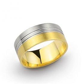 eJOYA Altın Alyans ST00606