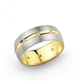 eJOYA Altın Alyans ST00609