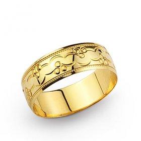 eJOYA Altın Alyans ST00705