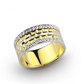 eJOYA Altın Alyans ST01088