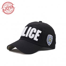 eJOYA Baseball Police Şapka BS5 Black