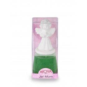 eJOYA Gifts Melek Jel Mum - Yeşil