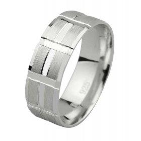 eJOYA Gümüş Alyans B1009