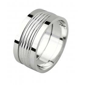 eJOYA Gümüş Alyans P1045E