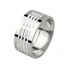 eJOYA Gümüş Alyans P1054E