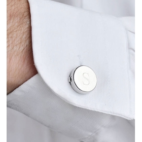 eJOYA Kişiye Özel Düğmeli Gömlek İçin Kol Düğmesi