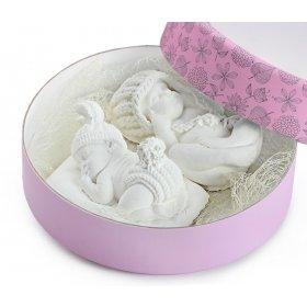 eJOYA Şirin Bebekler Kokulu Taş Hediye Paketi