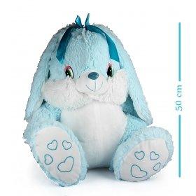 eJOYA Şirin Mavi Tavşan Peluş 50 cm